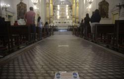 Semana Santa no Rio tem missas para fiéis, com 30% de presença