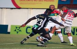 Figueirense e Brusque empatam pelo Campeonato Catarinense
