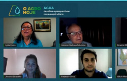 CNA participa de evento sobre desafios e perspectivas para uso da água na agricultura