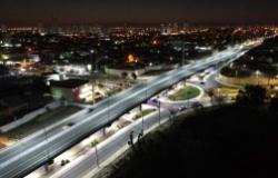 Primeiros da história construídos pelo Município, viadutos são símbolos da modernização no trânsito de Cuiabá