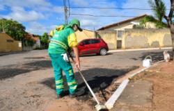 Pedregal recebe ações do programa Mutirão da Limpeza neste sábado (10)