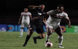 São Paulo vence o Bragantino no Morumbi pelo Campeonato Paulista