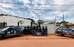 Forças de Segurança prendem 3 pessoas e cumprem 8 mandados de busca e apreensão na região de Confresa