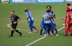 Avaí vence o Hercílio Luz no Campeonato Catarinense