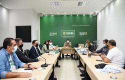 Pinheiro realiza primeira reunião do Comitê Gestor para revitalização do Mercado Municipal