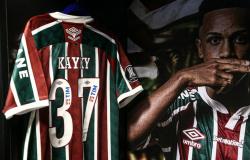 Fluminense anuncia venda de Kayky ao Manchester City