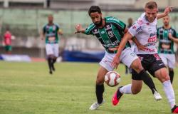 Operário empata com Maringá fora de casa pelo Campeonato Paranaense