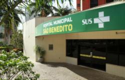 Hospital São Benedito registra primeira queda na taxa de ocupação de leitos UTI Covid, com 65% de internações