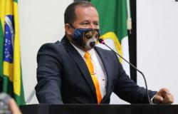 Vidal quer alterar Lei Complementar que permite plantação de palmeiras em Cuiabá