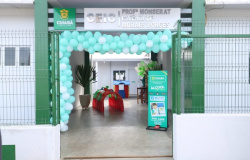 Câmara de Cuiabá participa de inauguração do CEIC no Pedregal
