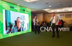 CNA Jovem promove interação com grandes líderes no primeiro dia do encontro