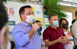 Botelho destaca entrega de recursos para 14,3 mil famílias carentes de VG
