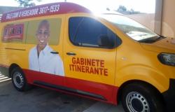 Projeto Gabinete Itinerante é reforçado para ouvir demandas da população