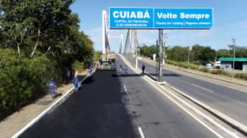 Após passar por recapeamento, Ponte Sérgio Motta é liberada