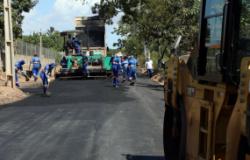 Assentamentos rurais são beneficiados com mais de 4 km de drenagem e pavimentação