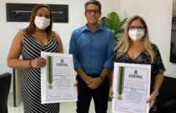 Vereador presta homenagem à Assistência Social de Cuiabá e concede homenagem para gestoras