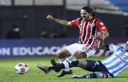 Em Avellaneda, Tricolor empata com o Racing pela Conmebol Libertadores