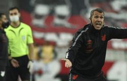 Bruno Lazaroni analisa atuação rubro-negra no empate com o Maringá