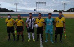Galinho está nas quartas de final da Copa do Brasil Sub-20