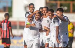 Ceará goleia o Caucaia e conquista a segunda vitória seguida no Campeonato Cearense
