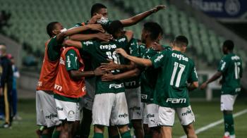 Palmeiras vence Náutico e avança às quartas de final da Copa do Brasil Sub-20