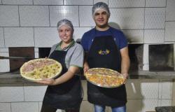 JAA estimula jovem casal a começar negócio de pizzas artesanais