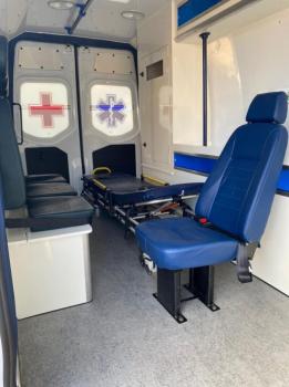 Comunidade indígena de General Carneiro recebe ambulância via emenda parlamentar