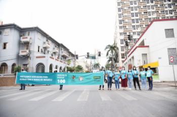 Prefeitura realiza mobilização social para chamar atenção sobre o Dia Nacional de Combate ao Trabalho Infantil