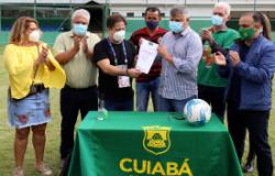 Dutrinha é cedido oficialmente para Conmebol; Estádio recebe seleção da Colômbia para treino neste sábado (12)