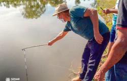 Curso do Senar mostra caminhos para quem quer investir em piscicultura no Tocantins, a cadeia vem ganhando força