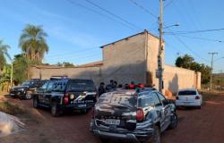Quatro pessoas são presas por roubo a loja de eletrodomésticos e outras cinco por tráfico de drogas