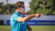 Coxa encerra preparação para enfrentar o Vila Nova
