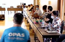 Atendimento humanizado nas unidades de saúde de Cuiabá é destaque durante encontro com a Organização Pan-Americana de Saúde (Opas)
