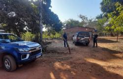 Polícia Civil prende nono envolvido em crime de roubo de gado em Nossa Sra. do Livramento