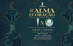 Universidad Católica-CHI x Palmeiras: números, estatísticas e curiosidades da partida