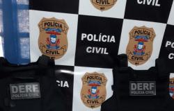 Traficante reincidente é preso pela Polícia Civil com skunk e LSD