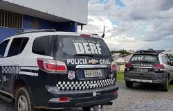 Armas e munições são apreendidas em investigação de furto a comércio