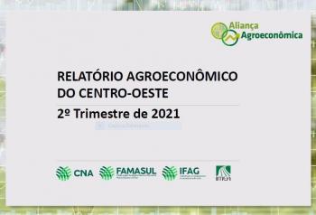 Aliança Agroeconômica divulga relatório do 2º trimestre de 2021