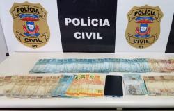 Polícia Civil prende integrantes de organização criminosa e apreende R$ 5,8 mil em Nova Xavantina