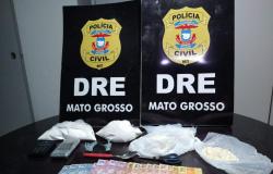 Polícia Civil prende traficante e fecha boca de fumo no bairro Santa Isabel em Várzea Grande