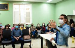 Secretário de Saúde visita Central de Regulação e reforça atendimento humanizado e de maneira célere