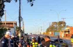 Instituições de segurança realizam Operação Lei Seca em Várzea Grande