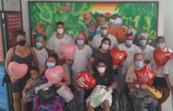 Trinta e oito pacientes receberam alta hospitalar após vencer a Covid-19