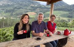 Programa exibe o agroturismo nas Montanhas Capixabas para o Brasil