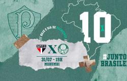 São Paulo x Palmeiras: números, estatísticas e curiosidades da partida