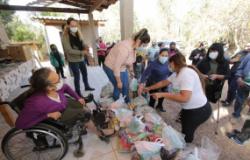 Assentamento Conquista é atendido por força-tarefa de enfrentamento ao frio da Prefeitura de Cuiabá