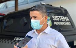 João Batista realiza visita técnica em Cadeia Pública de Chapada dos Guimarães