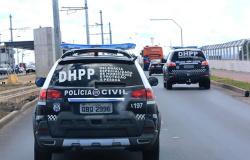 Polícia Civil cumpre prisão de foragido envolvido com roubo de veículos e tráfico de drogas
