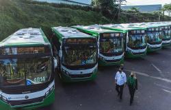 SUGESTÃO DE PAUTA - Emanuel inicia modernização do transporte público com entrega de 144 novos ônibus