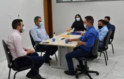 Em reunião no Intermat, Botelho define estratégias para acelerar regularização fundiária